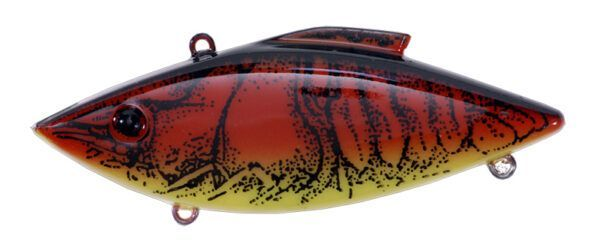 RED CRAW CHART. BELLY-48