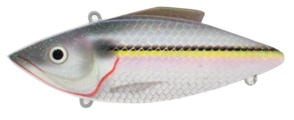 CHARTREUSE SILVER SHAD-291