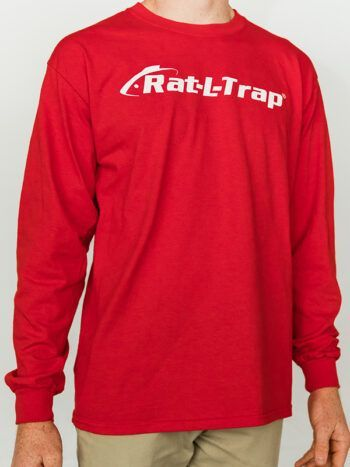 Bright Red RT L/S Shirt