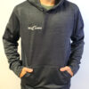 Challenger-Pullover-Heather Black-Front