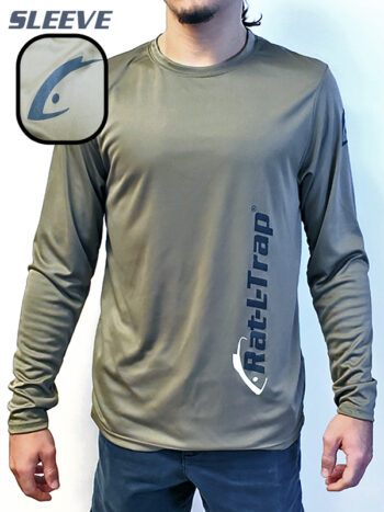 Cooling Performance RT L/S Shirt - Olive