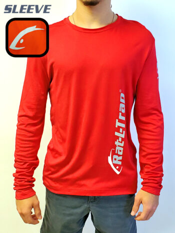 Cooling Performance RT L/S Shirt - Red