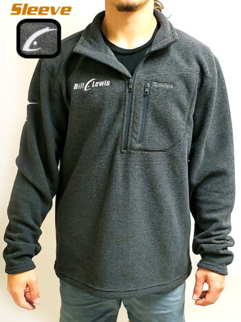 BL Simms Rivershed Quarter-Zip Long-Sleeve Pullover